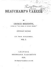 Beauchamp's Career: Volumes 1-2