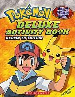Deluxe Activity Book  Johto Edition PDF