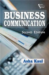 BUSINESS COMMUNICATION: Edition 2