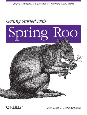 Getting Started with Roo PDF