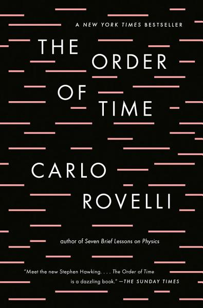 Download The Order of Time Book