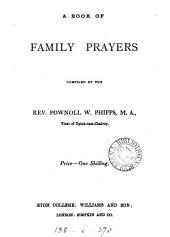 A book of family prayers