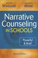 Narrative Counseling in Schools PDF
