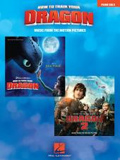 How to Train Your Dragon Songbook: Music from the Motion Picture