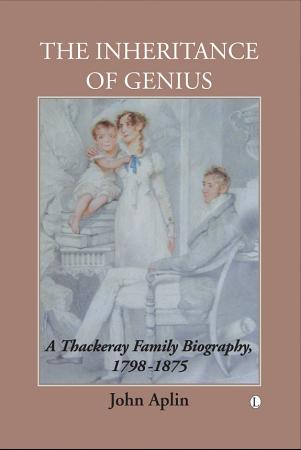 The Inheritance of Genius   Thackeray Vol 1  PDF