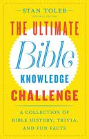 The Ultimate Bible Knowledge Challenge PDF
