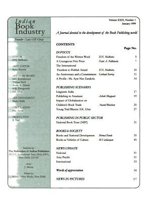 Indian Book Industry PDF