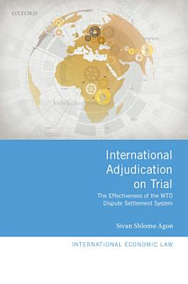 International Adjudication on Trial PDF
