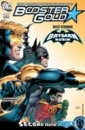 Booster Gold (2008-) #25