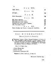 Trattato completo, formale e materiale del teatro