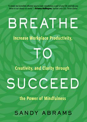Breathe To Succeed PDF