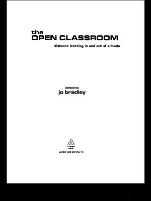 The Open Classroom PDF