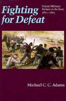 Fighting for Defeat PDF