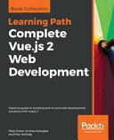 Complete Vue js 2 Web Development PDF