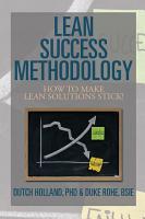 LEAN SUCCESS METHODOLOGY PDF