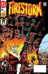 Firestorm: The Nuclear Man (1987-) #95