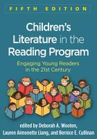 Children s Literature in the Reading Program  Fifth Edition PDF