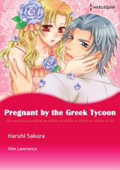 Pregnant by the Greek Tycoon: Harlequin Comics