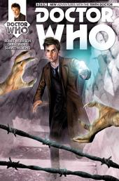 Doctor Who: The Tenth Doctor #7: The Weeping Angels of Mons Part 2