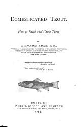 Domesticated Trout PDF