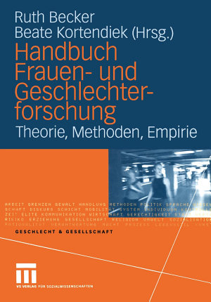 Handbuch Frauen  und Geschlechterforschung PDF