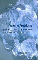 Valuing Freedoms PDF