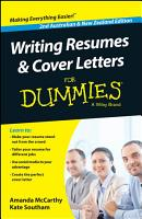 Writing Resumes and Cover Letters For Dummies   Australia   NZ PDF