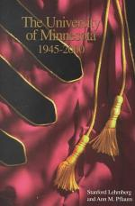 The University of Minnesota, 1945-2000
