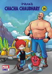 CHACHA CHAUDHARY COMIC 56: CHACHA CHAUDHARY COMICS