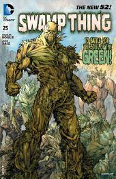 Swamp Thing (2011-) #25