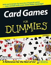 Card Games For Dummies: Edition 2