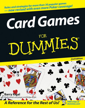 Card Games For Dummies PDF