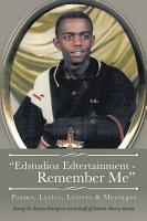 Edstudioz Edtertainment   Remember Me  PDF