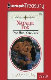 One Man, One Love