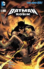 Batman and Robin (2011- ) #8