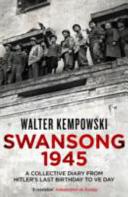 Download Swansong 1945 Book