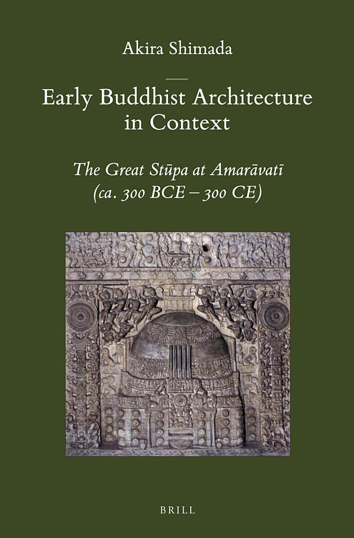 Early Buddhist Architecture in Context