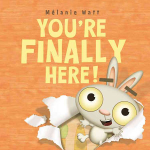 You re Finally Here  Book