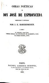 Obras poeticas de d. José de Espronceda: Volumen 46