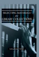 Selecting Materials for Library Collections PDF