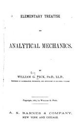 Elementary Treatise on Analytical Mechanics