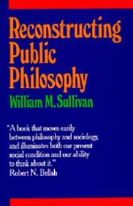 Reconstructing Public Philosophy PDF