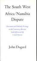 The South West Africa Namibia Dispute PDF