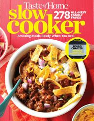 Taste Of Home Slow Cooker 3e Book PDF
