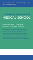 Oxford Handbook for Medical School PDF