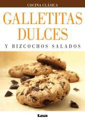 Galletitas dulces y bizcochos salados.