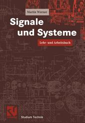 Signale und Systeme: Lehr- und Arbeitsbuch