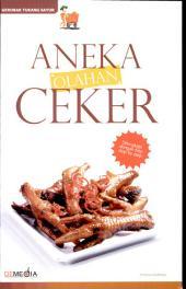 Aneka Olahan Ceker