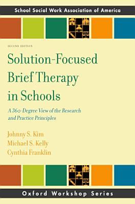 Solution focused Brief Therapy in Schools PDF