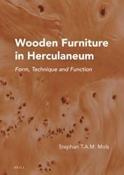 Wooden Furniture in Herculaneum